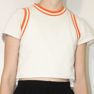 ⚠️3for25 White crop top